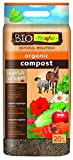Flower 80153 80153-Compost orgánico, 20 l, No Aplica,...