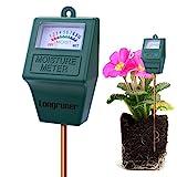 Medidor de Humedad del Suelo,Monitor de Agua del...