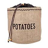 Kitchencraft Bolsa con Forro para Conservar Patatas, Tela,...