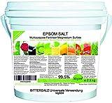 Abono Ecológico Sales de Epsom (sulfato de Magnesio)...