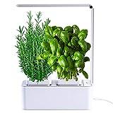 amzWOW Smart Garden Huerto de Interior 100% Eco, para...