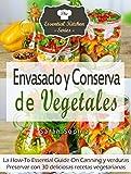 Envasado y Conserva de Vegetales