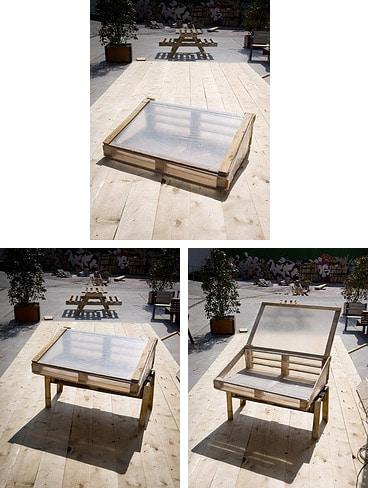 El Saman Proyectos Con Palets Para Huerto O Jardin