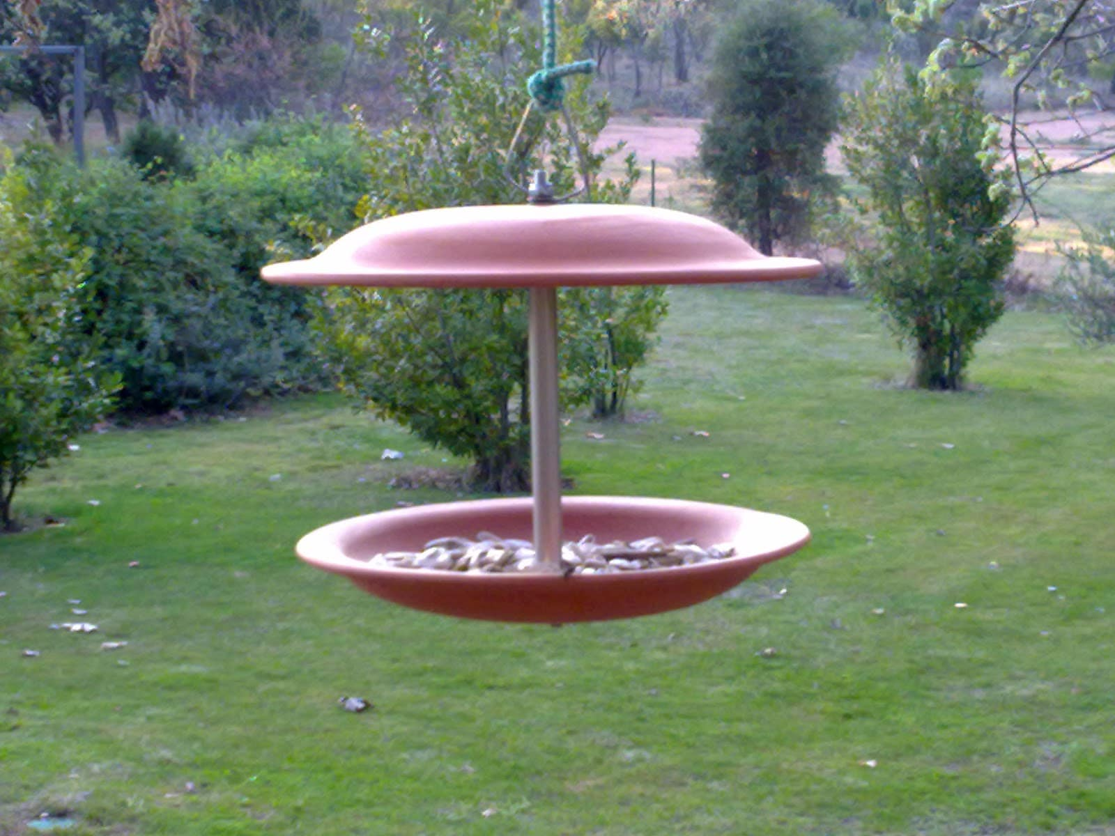 Fabrica tu propio comedero de mariposas la huertina de toni for Bebederos para aves jardin