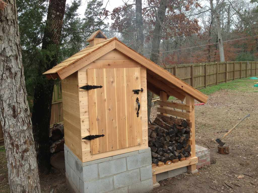 plans for backyard smokehouse yedwa for