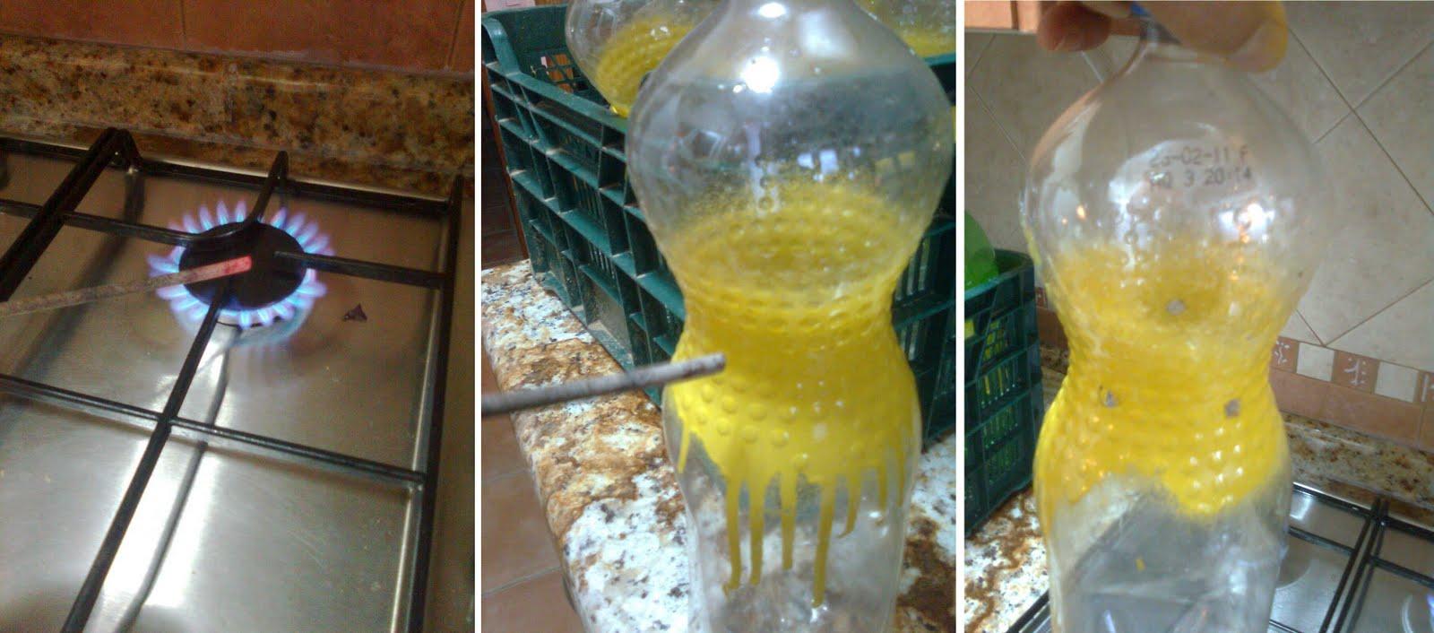 Mosca de la fruta prep rate para combatirla - Trampa casera para moscas ...