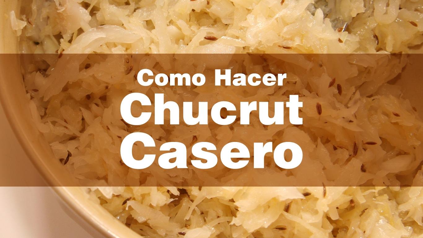 Como Hacer Chucrut Casero