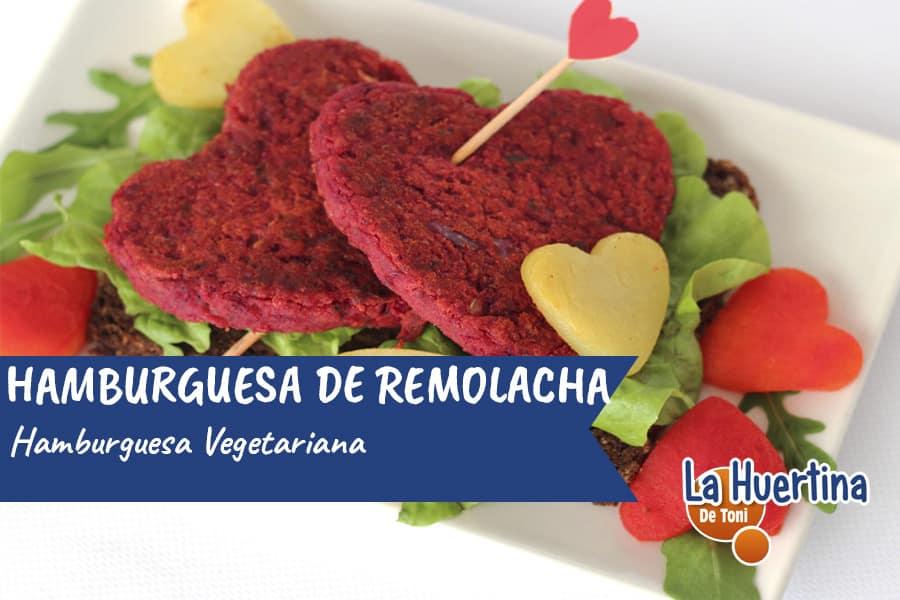 Hamburguesas de Remolacha, Todo Corazón