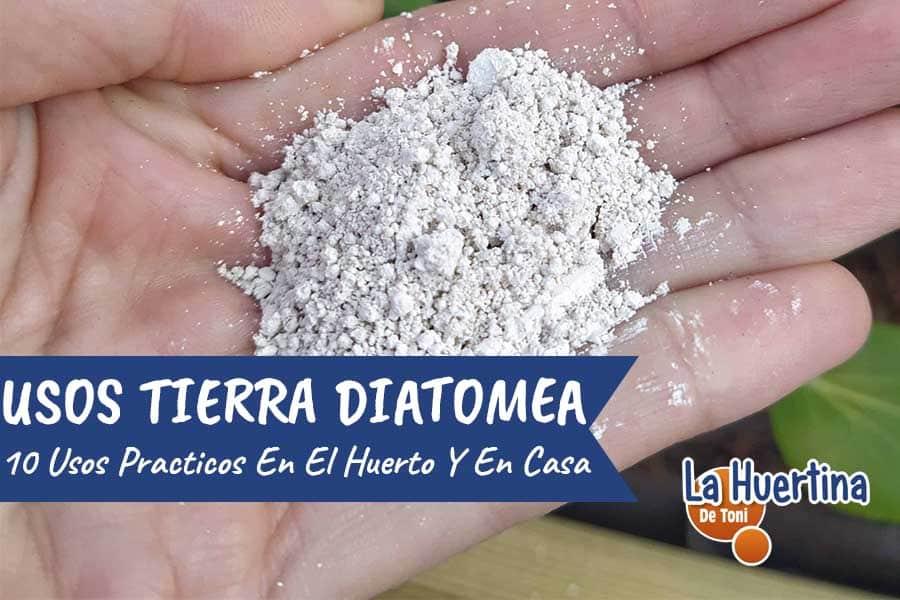 usos tierra diatomea