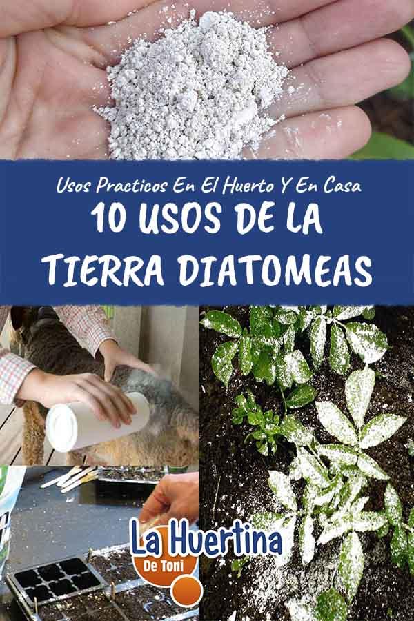 usos de la tierra diatomeas