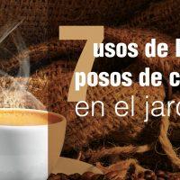 7 Usos De Posos De Café En El Huerto O Jardín